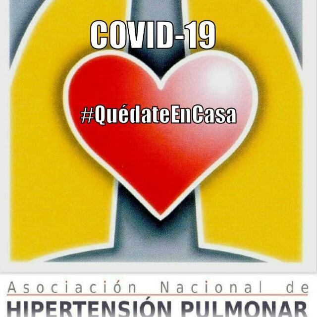 hipertensión pulmonar coronavirus 4 - Eva García: «Mi experiencia, aunque algo aterradora, desde que la COVID19 entró por puerta desconocida en mi organismo»