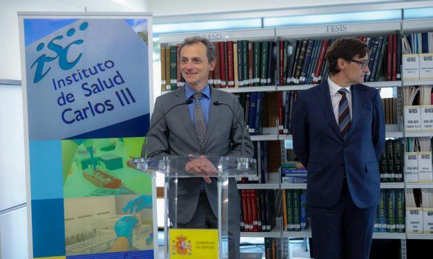 Duque avanza que España tendrá «antes del fin de abril» un primer candidato a vacuna del coronavirus