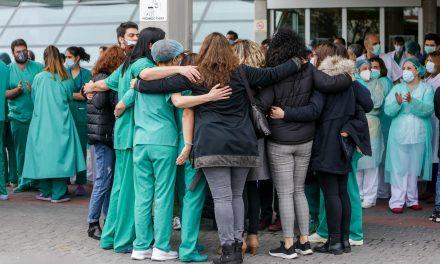26.672 sanitarios infectados por coronavirus en España desde el inicio de la pandemia