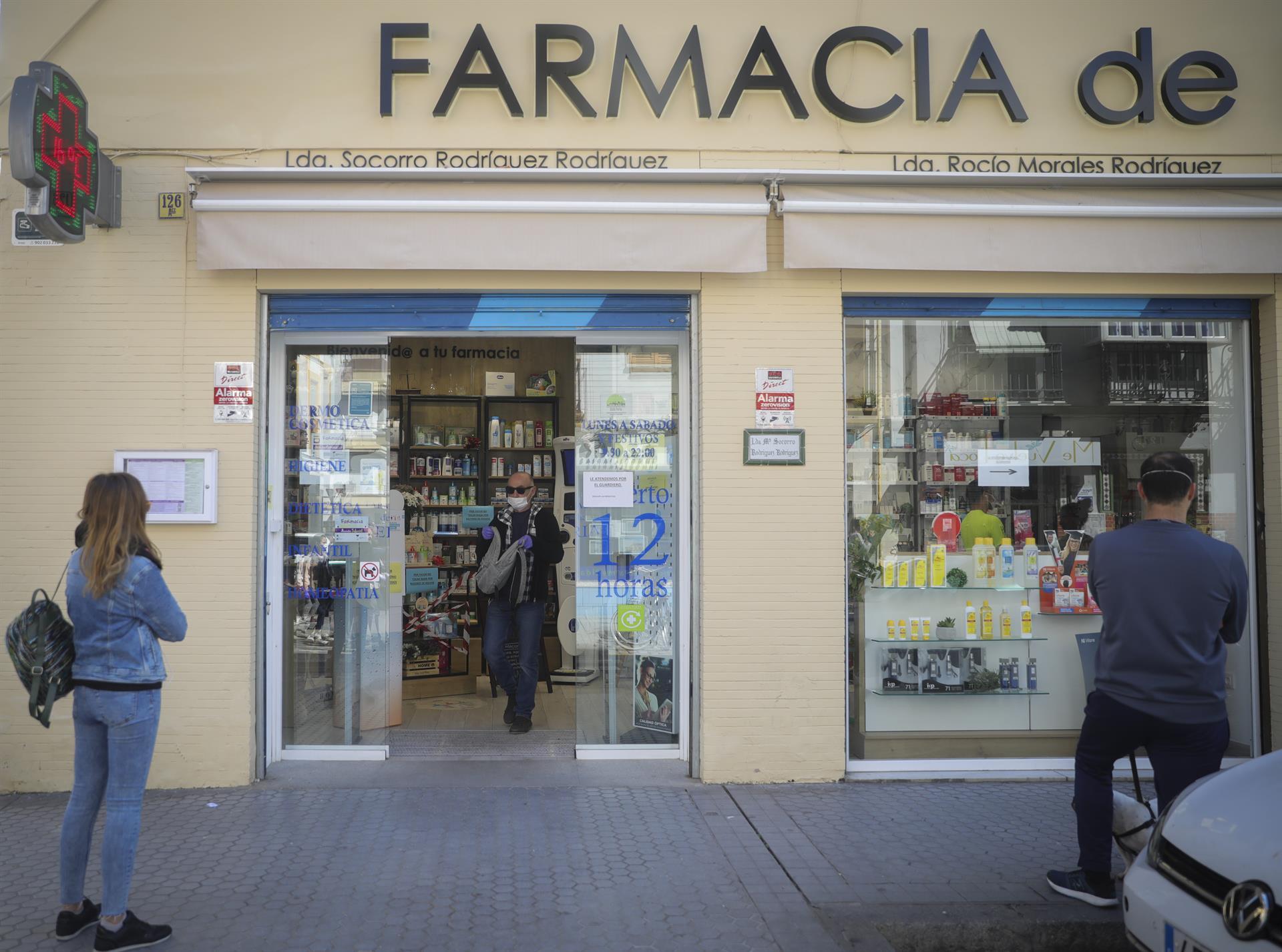 """stada farmacia - """"Los servicios sanitarios a domicilio de la Farmacia han limitado el riesgo de infección entre pacientes"""""""