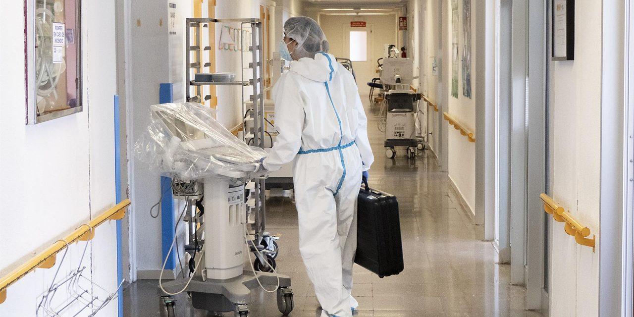 Un tercio de los pacientes con Covid-19 en UCI presentan daños en el corazón