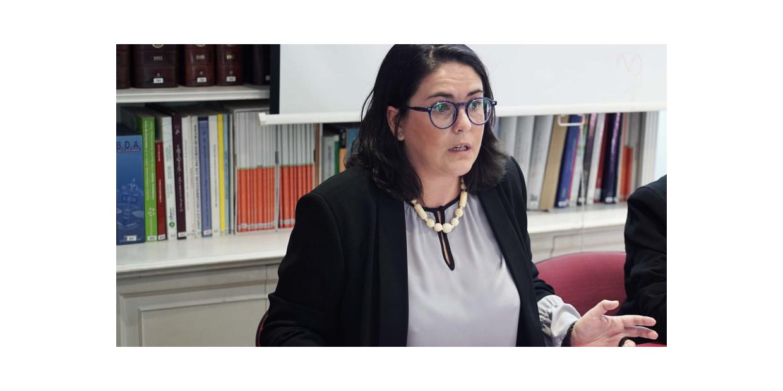 Ofelia de Lorenzo: «Es fundamental que los profesionales sanitarios conozcan sus derechos»