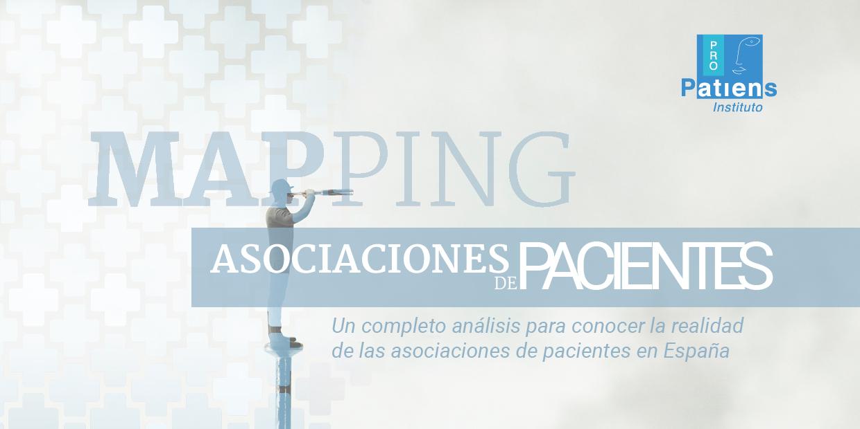 """El Instituto ProPatiens presenta el proyecto """"Mapping"""": un análisis de las Asociaciones de Pacientes en España"""