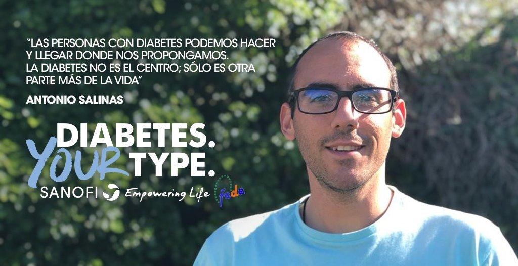 FORMAS DE CONVIVIR CON LA DIABETES · Sanofi y FEDE lanzan la campaña 'Diabetes Your Type'