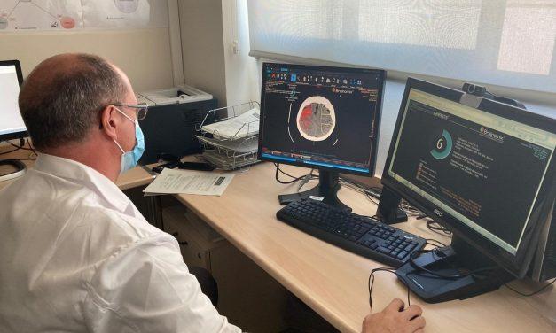 Sanitarios y asociaciones de pacientes piden no bajar la guardia ante el ictus pese a la COVID-19