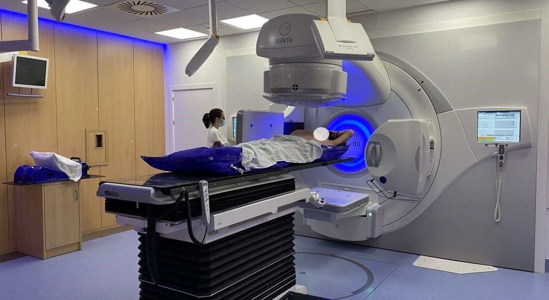 La radioterapia contribuye al 40% de las curaciones del cáncer