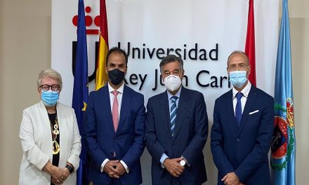 El COFM y la URJC firman un acuerdo de colaboración para trabajar conjuntamente en proyecto e iniciativas de salud