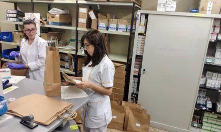 Los farmacéuticos piden recuperar la dispensación de fármacos de hospital por el estado de alarma