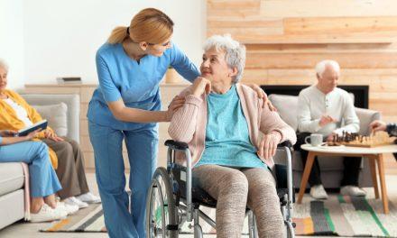 Durante la pandemia, las residencias de mayores se consideraron centros sanitarios