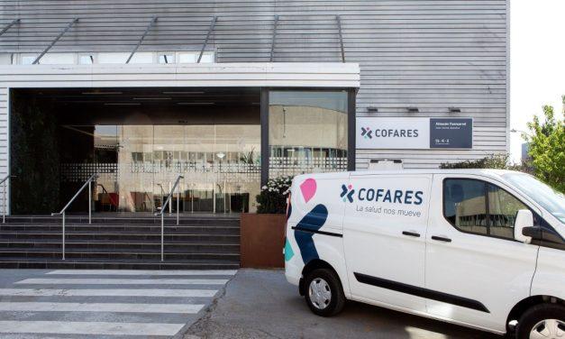 Cofares distribuye los primeros test rápidos para las farmacias