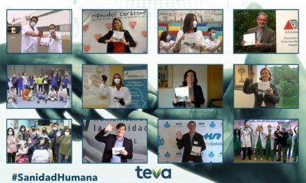 Teva premia once iniciativas de humanización sanitaria