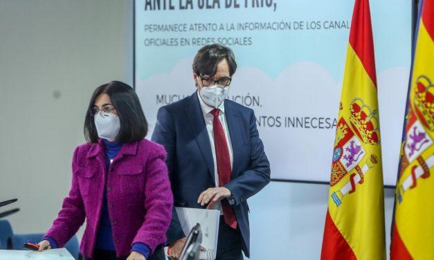 Carolina Darias sustituye a Illa como ministra de Sanidad