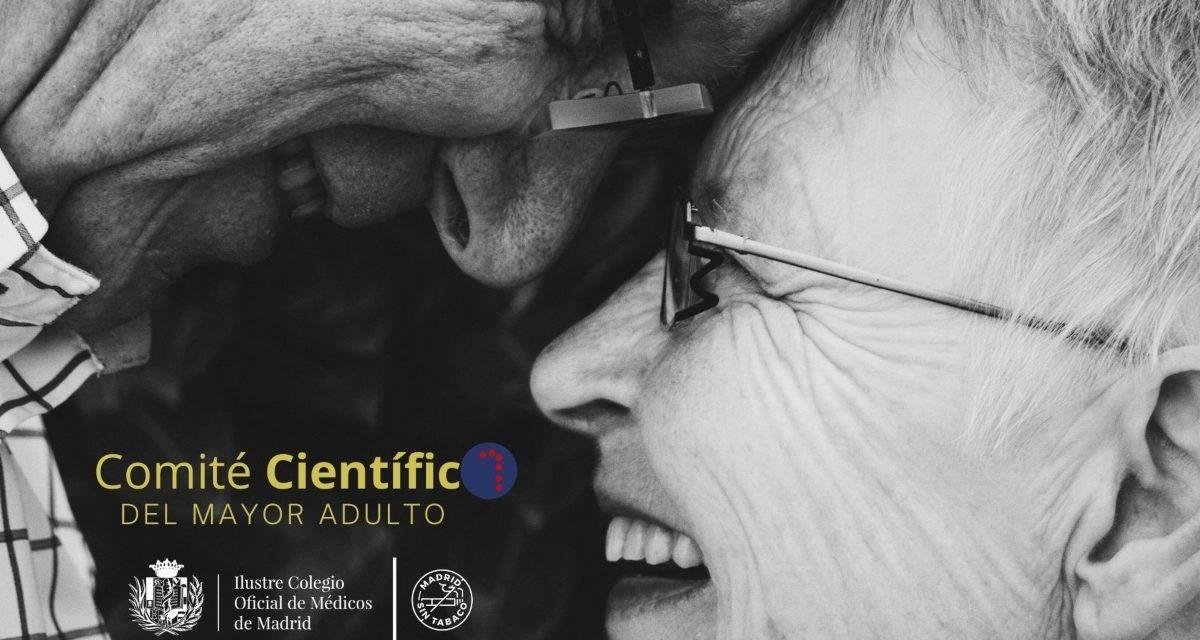 El Colegio de Médicos de Madrid crea un comité científico para el paciente adulto mayor