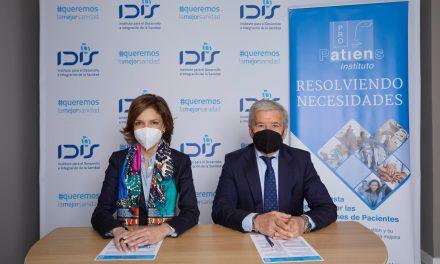 """El Instituto ProPatiens apoya el manifiesto de la Fundación IDIS """"Por una Mejor Sanidad"""""""
