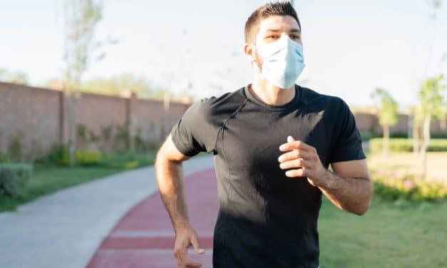 Experto de Cinfa recomienda correr con mascarilla si no se pueden mantener 10 metros de distancia y hacerlo en solitario
