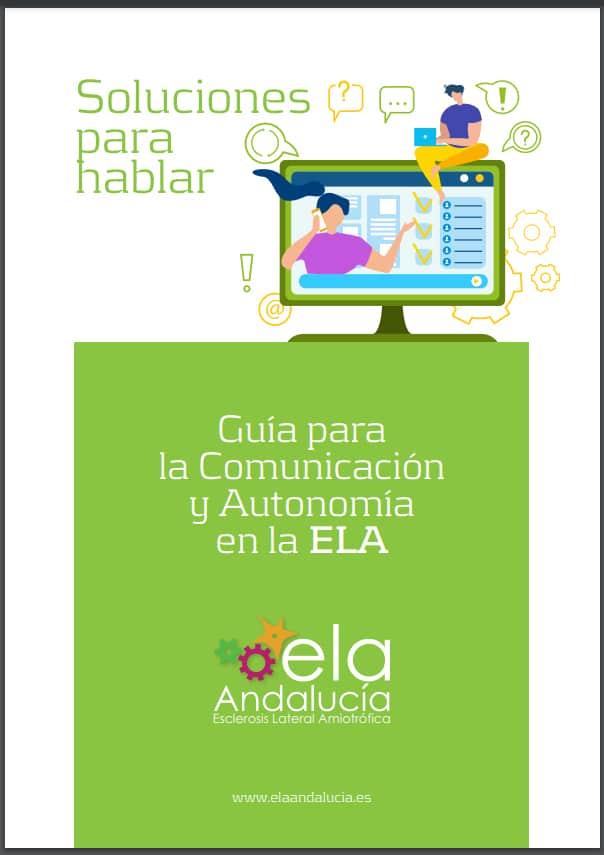 portada guia - Una nueva Guía de la Asociación ELA de Andalucía ofrece soluciones para hablar a estos pacientes
