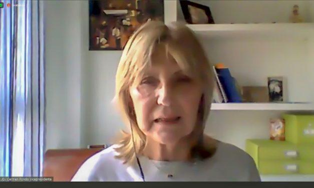 Carmen Fondo, nueva presidenta de ConArtritis