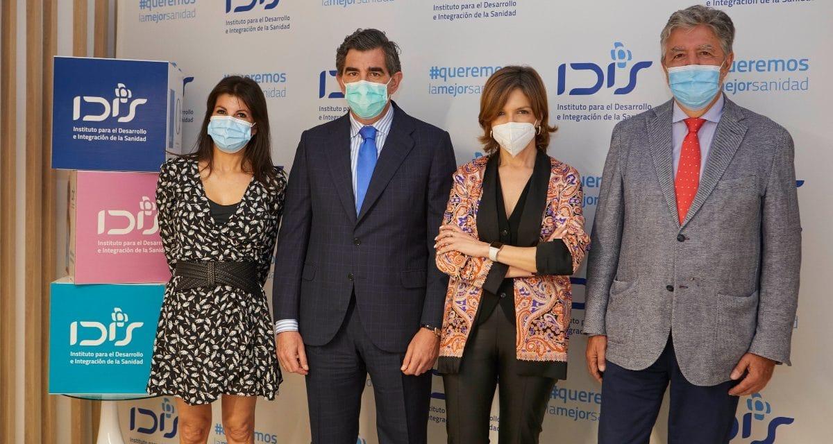El manifiesto 'Por una mejor sanidad' de la Fundación IDIS, respaldado por la sociedad española según una encuesta