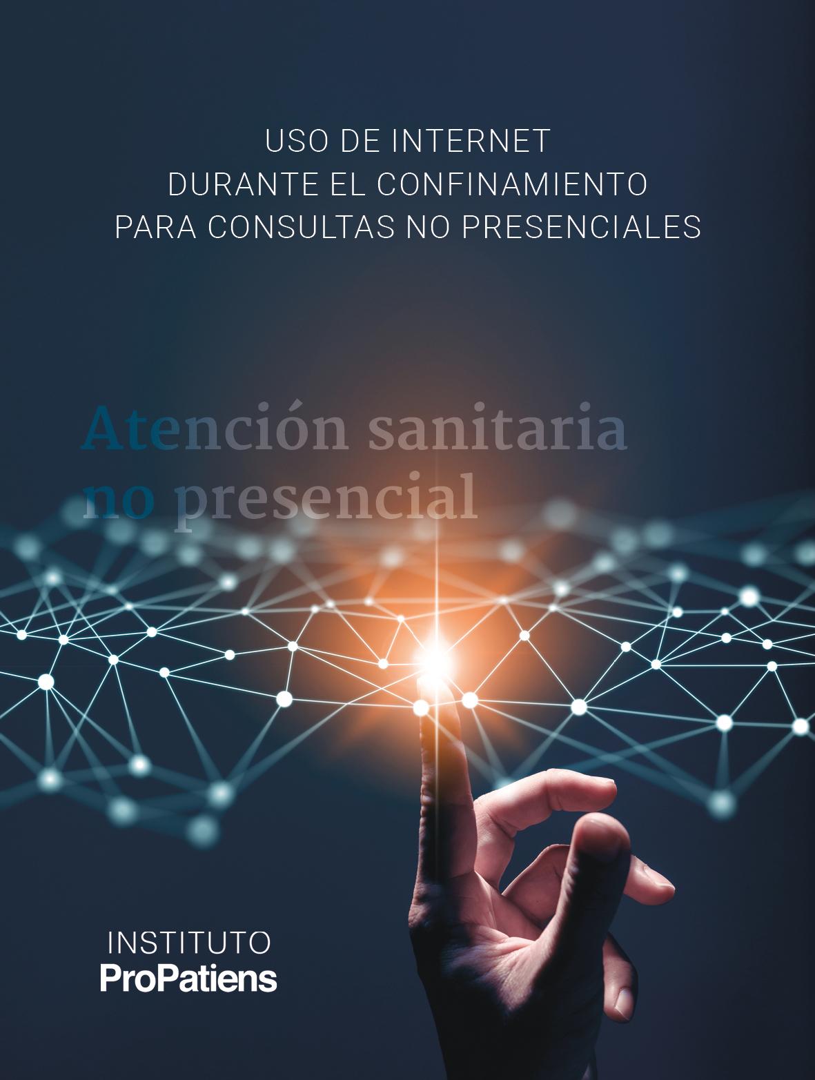 PortadaEbook Telemedicina Pandemia Coronavirus - Casi el 30% de los pacientes crónicos se benefició de la telemedicina durante el confinamiento