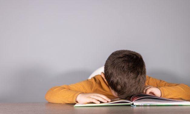 Detrás de unas malas notas puede existir una dificultad en el aprendizaje o un motivo emocional