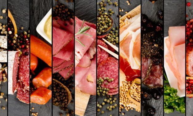 El riesgo de padecer cáncer colorrectal se incrementa un 18% por cada 50 gramos ingeridos de carne procesada